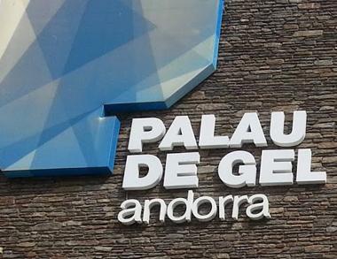 Palau de gel Andorra